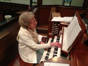 Katharine Dodd, Organist & Choir Director